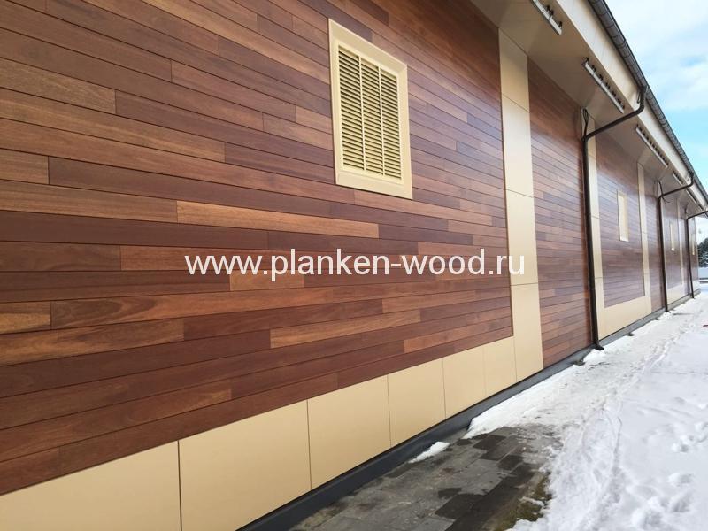 Доска для фасада | планкен