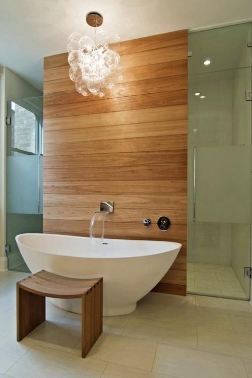 планкен в ванной